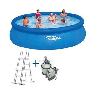 Marimex Bazén Tampa 4,57x1,22 m. s pískovou filtrací Sand 4 - 10340128