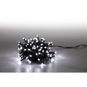 Marimex Světelný řetěz 200 LED - studená bílá - mód - 18000072